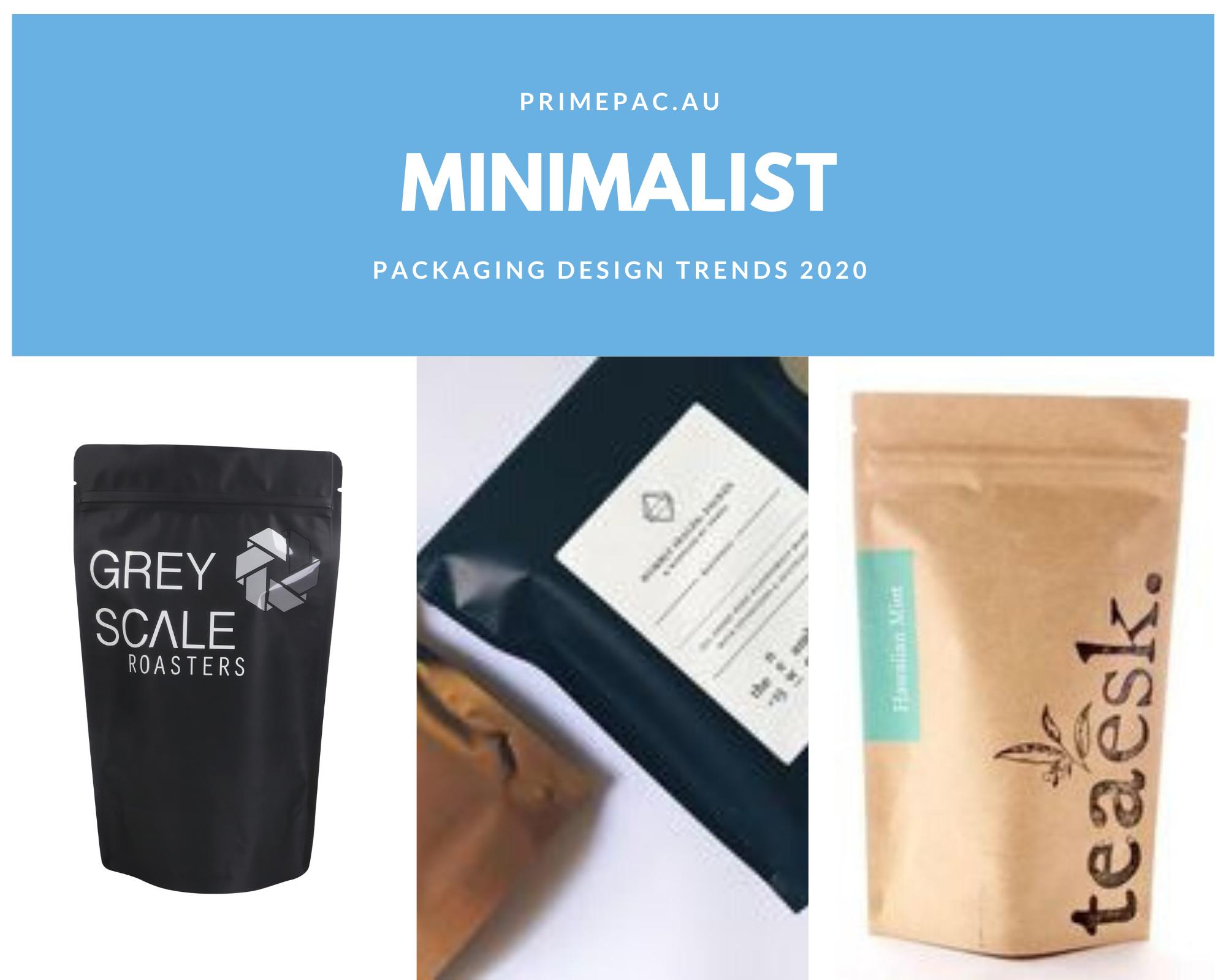minimalist design - blog 1 Primepac