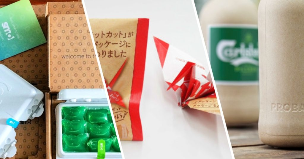 boardofinnovation sustainable packaging innovation examples
