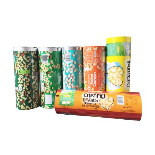 Food Packaging_Roll Film