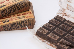 food packaging for chocolate