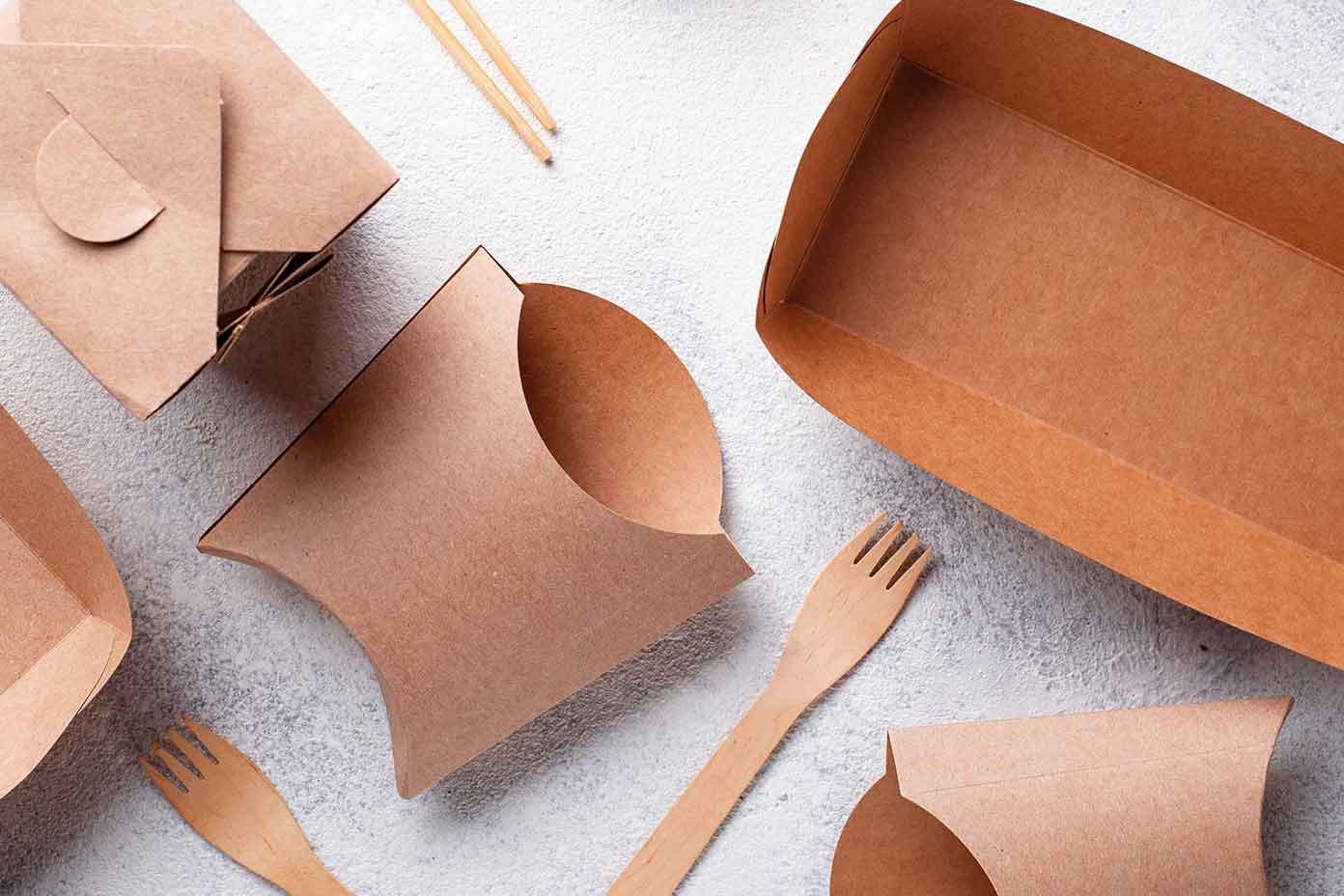 takeaway packaging