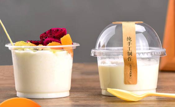 parfait or yogurt