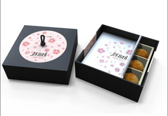 Chinese dim sum packaging