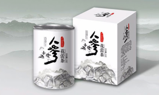 Chinese culture in packaging