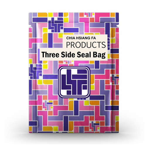 3-side sealed pouch